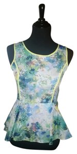 Romeo & Juliet Couture Top green And multi