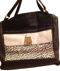 Vince Camuto Blacks Satchel in Brown