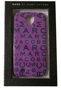 Marc by Marc Jacobs NWT, Marc Jacobs phone cover, purple with Marc Jacobs Logo letters