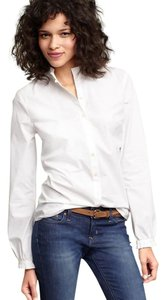 Gap Button Down Shirt optic white