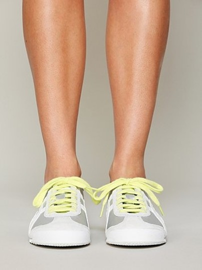 Asics silver combo Athletic