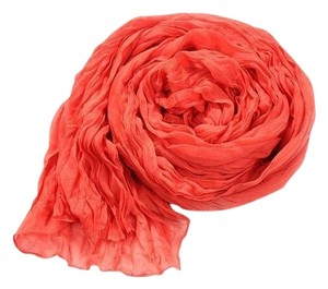 Unknown Crinkle Cotton Extra Soft Long Scarf Free Shipping