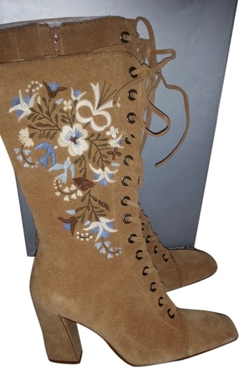 Preload https://item1.tradesy.com/images/nine-west-tan-new-real-suede-lace-up-embroidery-bootsbooties-size-us-85-regular-m-b-7031650-0-4.jpg?width=440&height=440