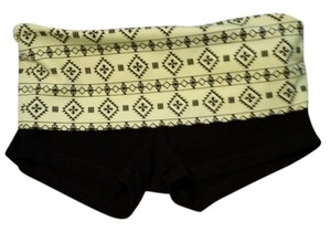 Jennifer Moore FLASH SALE rolled tribal shorts