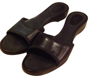 Gucci Blac Sandals