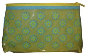 Clinique Clinique Blue and Yellow Cosmetic Bag