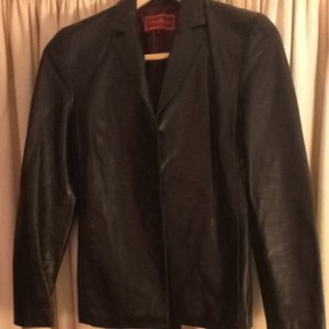Cole Haan Black Jacket