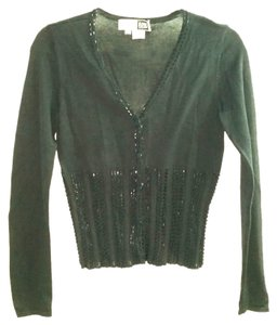 Saks Fifth Avenue Beaded Embellished Cardigan
