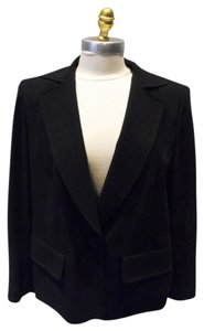 Sonia Rykiel Dress Coat Black Blazer