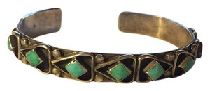 Freddy Charles Authentic Freddy Charles Turquoise and Sterling Silver bracelet