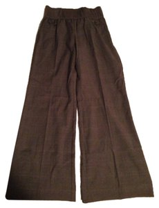 Gap Maternity Gray Plaid Maternity Pants