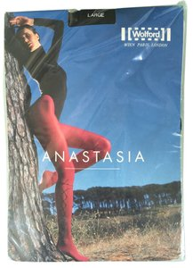 Wolford Wolford Anastasia Tights Size L Brand New