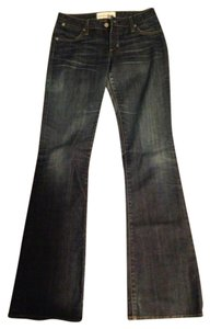 Paper Denim & Cloth X Vintage Flare Leg Jeans-Medium Wash
