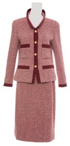 Chanel Chanel Autumn/Winter Tweed Skirt Suit