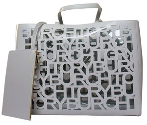 Tory Burch Tote in OPTIC WHITE