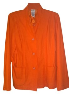 White Stag orange Blazer