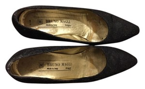 Bruno Magli Brown/Black Formal