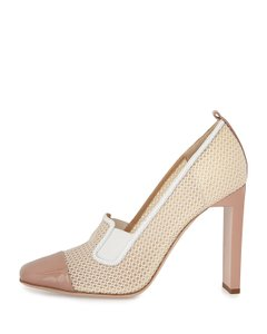 Reed Krakoff Nude Pumps