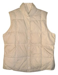 Lands End Down Vest