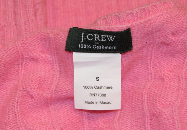 J.Crew V Neck Cashmere Sweater