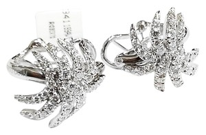 Roberto Coin Roberto Coin Diamond Earrings in 18k White gold