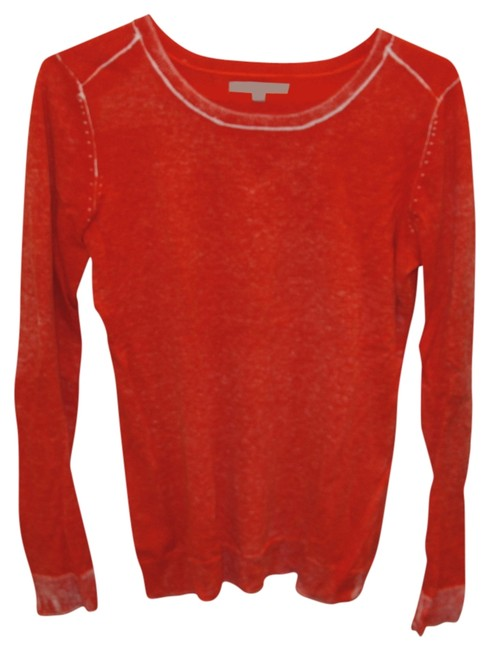 Preload https://img-static.tradesy.com/item/703662/gap-orange-sweaterpullover-size-8-m-0-0-650-650.jpg