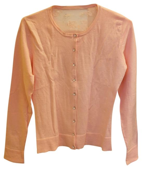 bloomingdales Lace Back Top light pink