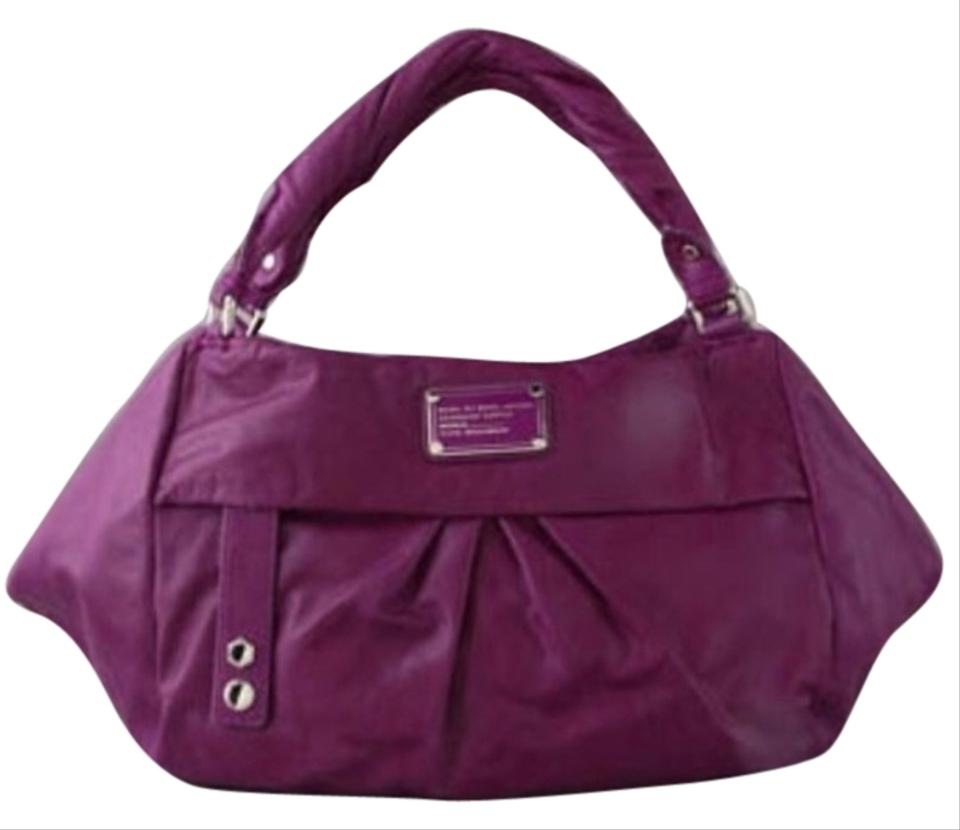 dd05d027122e Marc by Marc Jacobs Purse Leather Marcbymarcjacobs Satchel in Eggplant ...