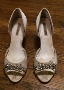 David Tutera For Mon Cheri Winter By David Tutera - Wedding Wedges Wedding Shoes