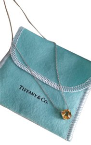 Tiffany & Co. Tiffany Sparklers Pendant in Sterling with a Citrine