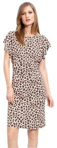 Tory Burch short dress Leopard on Tradesy