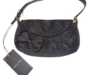 Giorgio Armani Evening Black Clutch