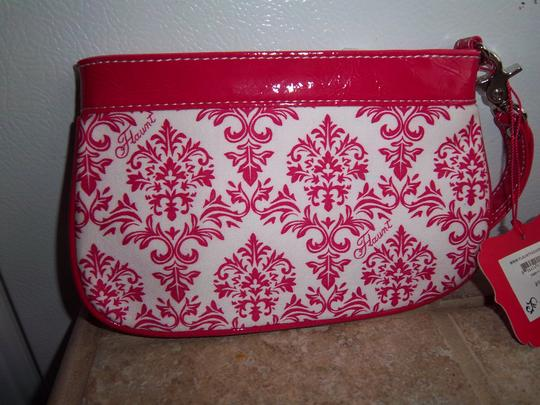 Flaunt by Faith Nicole Wallet Wallet Wristlet in Pink
