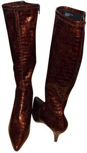 Ruby & Bloom bronze Boots