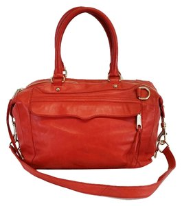 Rebecca Minkoff Mab Coral Leather Satchel