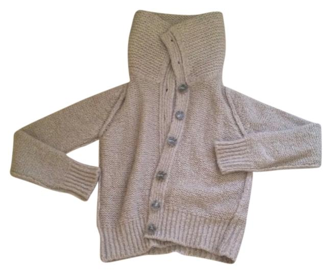Item - Cable Knit Beige Sweater