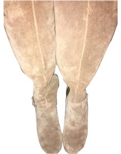 BCBGeneration Tan Boots