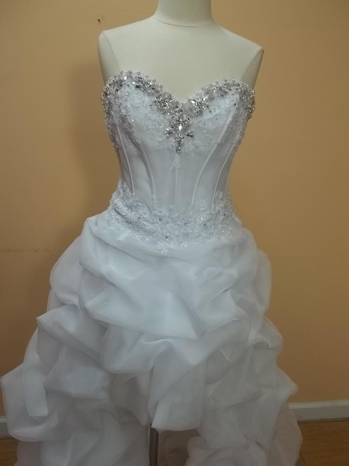 Mori lee 6752 wedding dress on sale 10 off wedding for Mori lee wedding dress sale