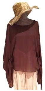 Lane Bryant Top Brown