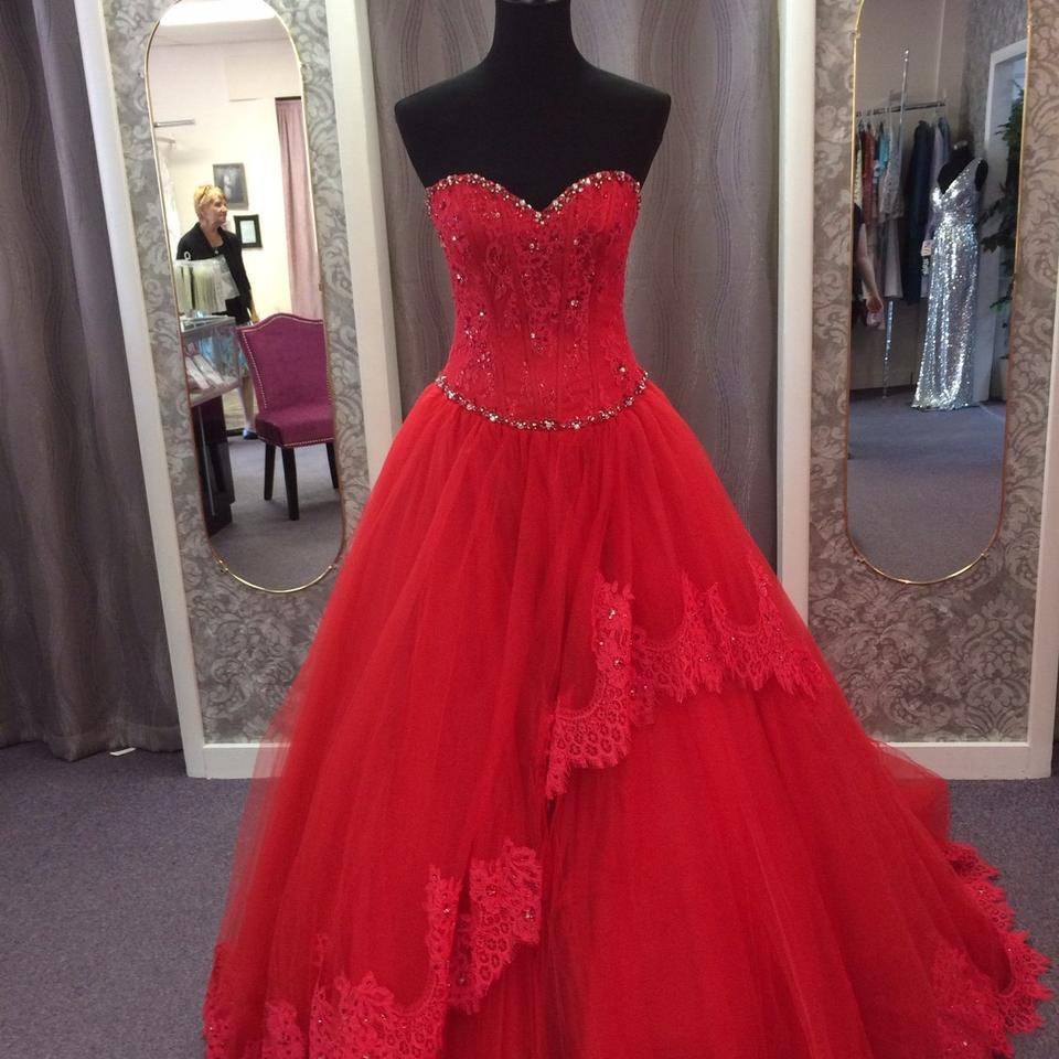Mori lee scarlet tulle and lace 14058 modern wedding dress size 6 s mori lee scarlet tulle and lace 14058 modern wedding dress size 6 s junglespirit Gallery