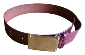 Michael Kors MICHEAL KORS BELT BROWN WITH GOLD HARDWARE AMAZING!