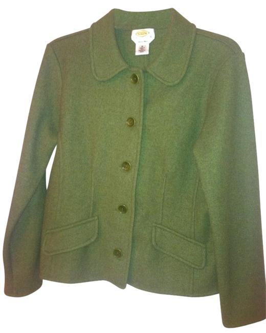 Talbots Dark Green Blazer