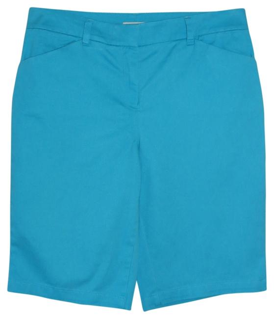 Preload https://item2.tradesy.com/images/jones-new-york-blue-with-tags-bermuda-shorts-size-10-m-31-705076-0-0.jpg?width=400&height=650