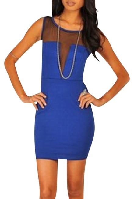 Preload https://item1.tradesy.com/images/necessary-clothing-blue-and-black-bodycon-mini-night-out-dress-size-4-s-705175-0-0.jpg?width=400&height=650