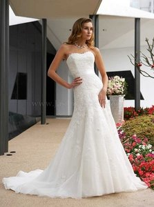 Jasmine Couture Bridal T282 Wedding Dress