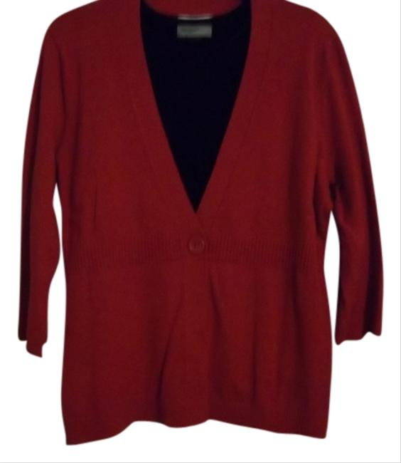 Preload https://item2.tradesy.com/images/black-and-red-sweaterpullover-size-16-xl-plus-0x-705321-0-0.jpg?width=400&height=650