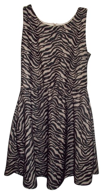 Other short dress Black Tribal Print on Tradesy