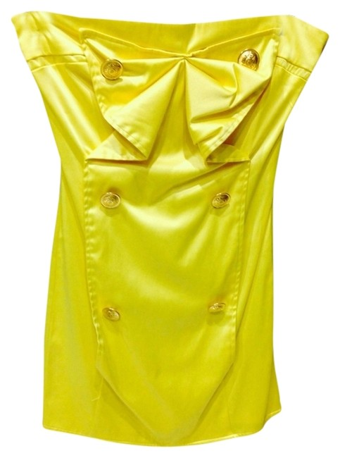 Preload https://img-static.tradesy.com/item/705584/arden-b-dress-yellow-705584-0-0-650-650.jpg