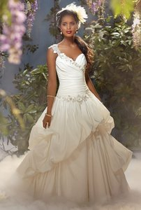 Alfred Angelo 204 Tiana Disney Princess Wedding Dress