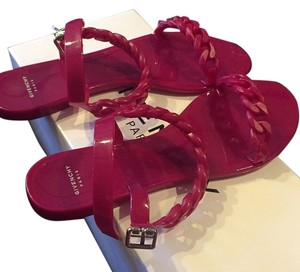 Givenchy Fushia Sandals